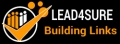 lead4sure leader in manual link building for seo