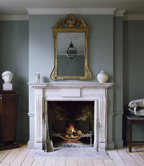 Jamb Limited: Antique Stone Fireplaces